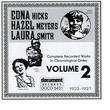 Edna Hicks - Hazel Meyers - Laura Smith Vol. 2 (1923-1927)