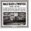 Male Blues Of The Twenties