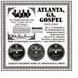 Atlanta, Ga. Gospel (1923-1931)