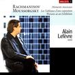Moussorgsky, Rachmaninov