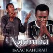 Isaac Kahurah Wangari