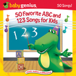 50 Favorite ABC and 123 Songs for Kids