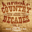 Karaoke Country from Across the Decades, Vol. 2