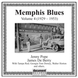 Memphis Blues, Vol. 4 (1929 - 1953)