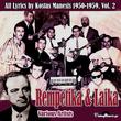 Rempetika & Laika (All Lyrics by Kostas Manesis 1950-1959), Vol. 2