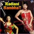 Radiant Rambha