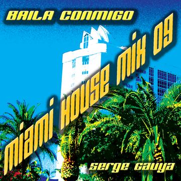cover Baila Conmigo (Miami House Mix 09)