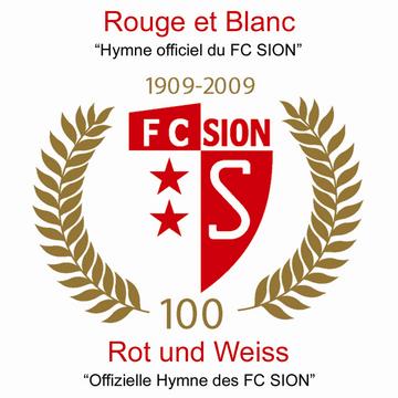 cover Hymne officiel du FC SION - Offizielle Hymne des FC SION