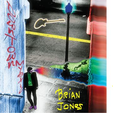 cover Brian Jones - Single